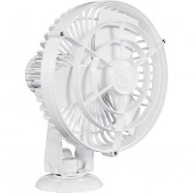 Caframo Kona 817 12V 3-Speed 7- Waterproof Fan - White