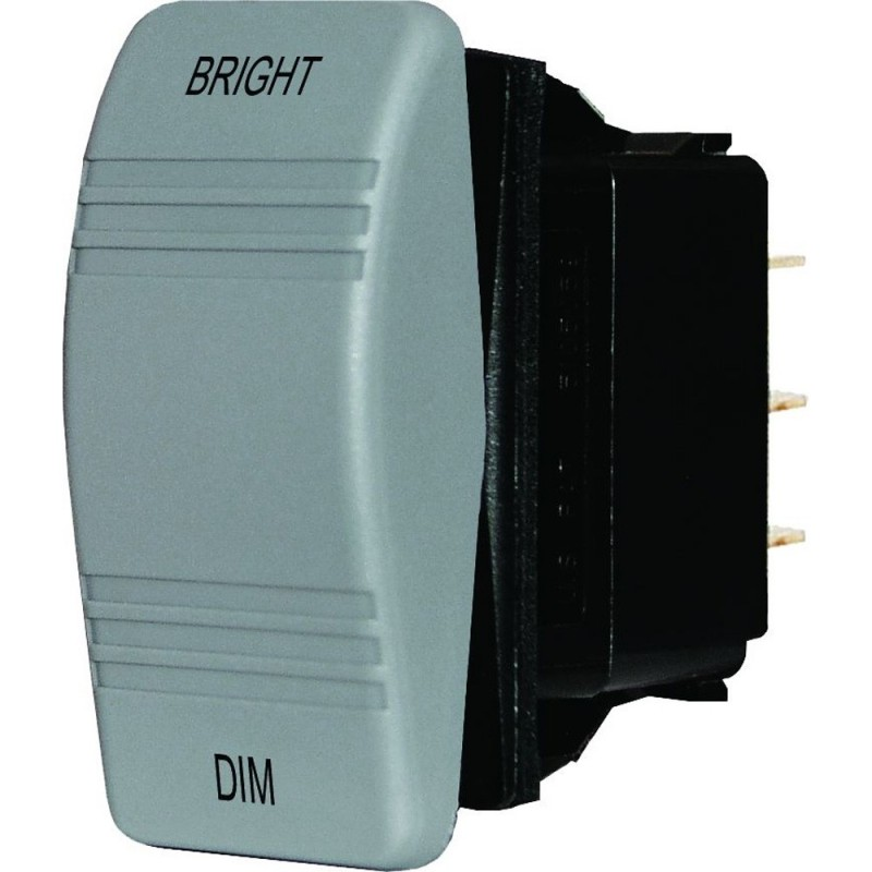 Blue Sea 8216 Dimmer Control Switch - Gray