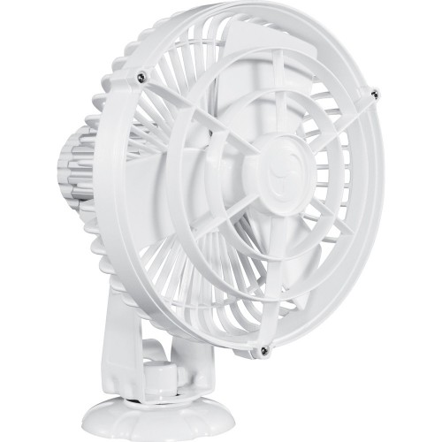 Caframo Kona 817 24V 3-Speed 7- Waterproof Fan - White