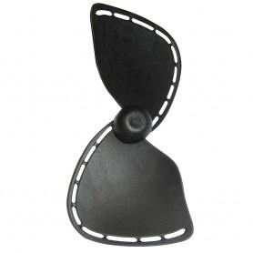 Caframo Replacement Blade f-Chinook w-Rocker Switch - Black