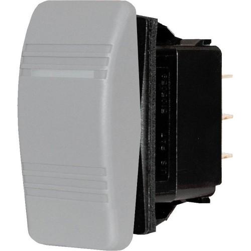 Blue Sea 8234 Water Resistant Contura III Switch - Gray
