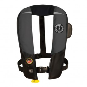 Mustang HIT Inflatable Automatic PFD - Gray-Black