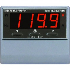 Blue Sea 8247 AC Digital Multimeter with Alarm