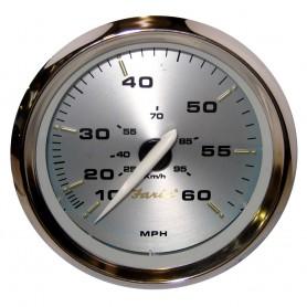 Faria Kronos 4- Speedometer - 60MPH -Mechanical-