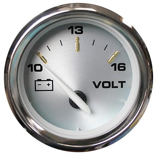 Faria Kronos 2- Voltmeter -10-16 VDC-