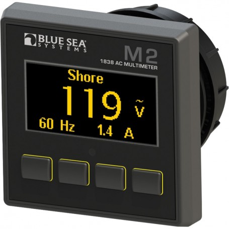 Blue Sea 1838 M2 AC Multimeter