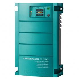 Mastervolt ChargeMaster 25 Amp Battery Charger - 3 Bank- 12V