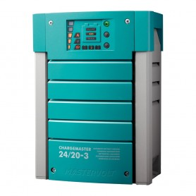 Mastervolt ChargeMaster 20 Amp Battery Charger - 3 Bank- 24V