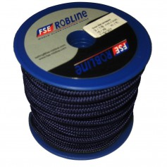 Robline Mini Reel Orion 500 - Blue - 3mm x 15M