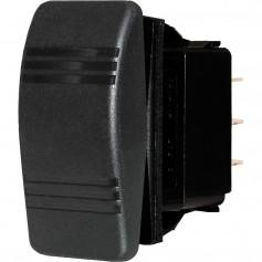 Blue Sea 8292 Water Resistant Contura III Switch - Black