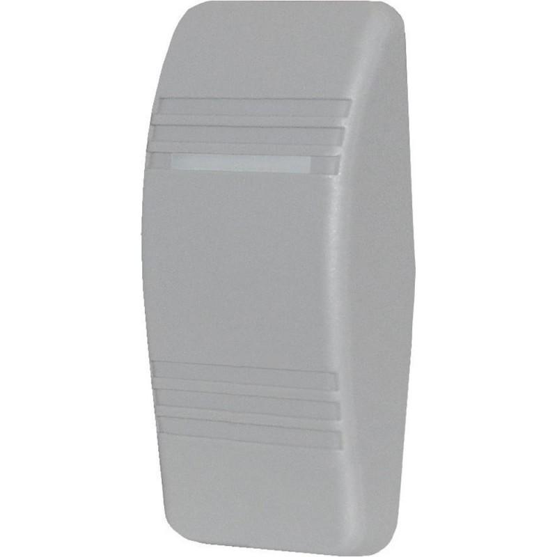 Blue Sea 8299 Contura Switch Actuator - Grey - No Lens