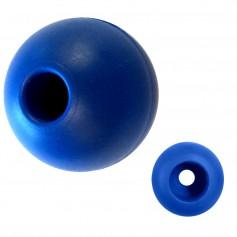 Ronstan Parrel Bead - 32mm -1-1-4-- OD - Blue - -Single-