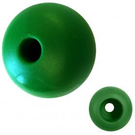 Ronstan Parrel Bead - 25mm -1-- OD - Green - -Single-