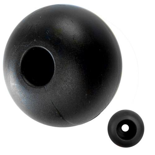 Ronstan Parrel Bead - 16mm -5-8-- OD - Black - -Single-