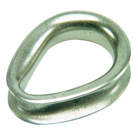 Ronstan Sailmaker Stainless Steel Thimble - 3mm -1-8-- Cable Diameter