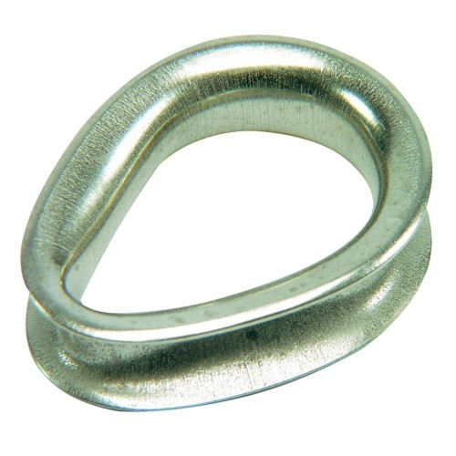 Ronstan Sailmaker Stainless Steel Thimble - 6mm -1-4-- Cable Diameter