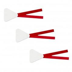 Ronstan Leech Tails - Set of 3