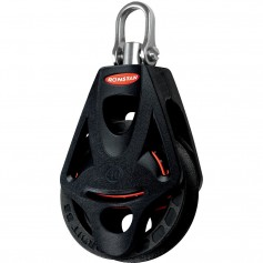 Ronstan Series 40 Ball Bearing Orbit Block - Single - Becket - Swivel Head