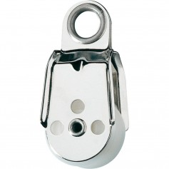 Ronstan Series 30 Utility Block - Single - Ferrule Eye Head