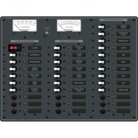 Blue Sea 8381 DC Main - 32 Positions