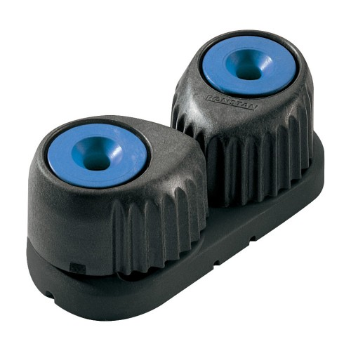 Ronstan C-Cleat Cam Cleat - Small - Blue w- Black Base