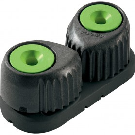 Ronstan C-Cleat Cam Cleat - Large - Green w-Black Base