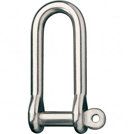 Ronstan Long Dee Shackle - 1-2- Pin - 2-27-32-L x 23-32-W