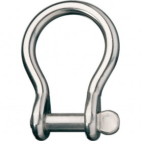 Ronstan Bow Shackle - 5-16- Pin - 1-1-16-L x 7-8-W