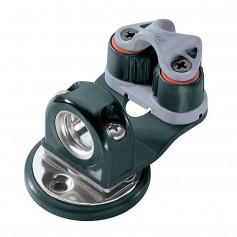 Ronstan Swivel Cleat Fairlead - 2-8mm -3-32-5-16-- Rope Diameter