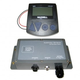 Maxwell AA570 Panel Mount Wireless Windlass Controller - Rode Counter