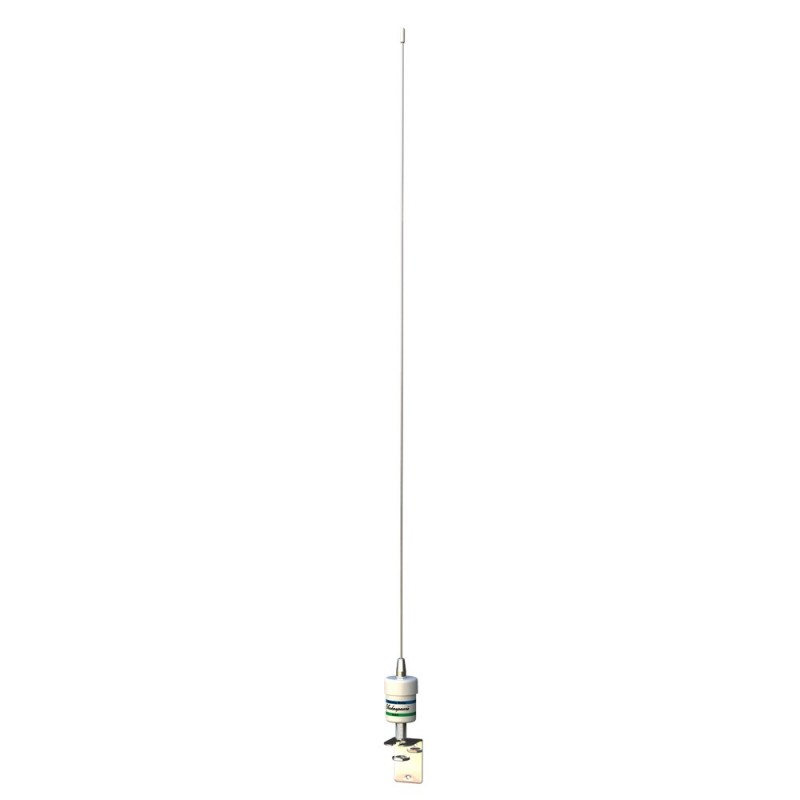 Shakespeare AM-FM Low Profile Stainless Antenna - 36-
