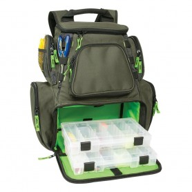 Wild River Multi-Tackle Large Backpack w-2 Trays