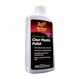 Meguiar-s -10 Clear Plastic Polish - 8oz