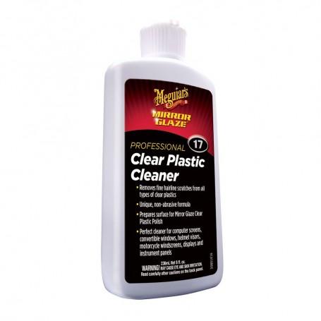 Meguiar-s -17 Mirror Glaze Clear Plastic Cleaner - 8oz