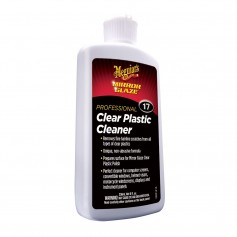 Meguiar-s -17 Mirror Glaze Clear Plastic Cleaner - 8oz