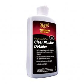 Meguiar-s -18 Mirror Glaze Clear Plastic Detailer - 8oz