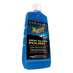 Meguiar-s -45 Boat-RV Polish - Gloss Enhancer - 16oz