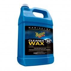Meguiar-s -50 Boat-RV Cleaner Wax - Liquid 1 Gallon