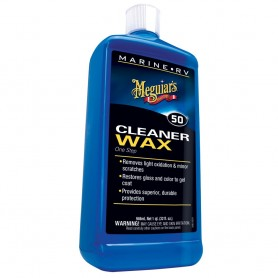Meguiar-s -50 Boat-RV Cleaner Wax - Liquid 32oz