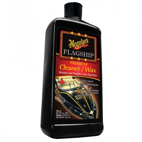 Meguiar-s Flagship Premium Cleaner-Wax - 32oz