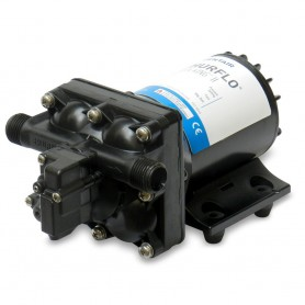 Shurflo by Pentair AQUA KING II Standard Fresh Water Pump - 12 VDC- 3-0 GPM