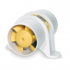 Shurflo by Pentair YELLOWTAIL 3- Marine Blower - 12 VDC- 120 CFM