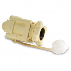 Shurflo by Pentair Pressure Reducing City Water Entry - In-Line - Cream