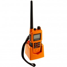 McMurdo R5 GMDSS VHF Handheld Radio - Pack A - Full Feature Option