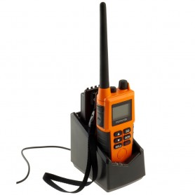 McMurdo R5 GMDSS VHF Handheld Radio - Pack B - Survival Craft Option
