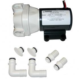Raritan Diaphragm Intake Pump - 12v