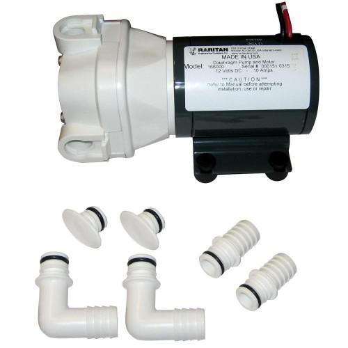 Raritan Diaphragm Intake Pump - 12VDC