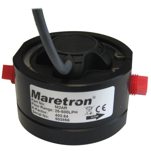 Maretron Fuel Flow Sensor - 25-500 LPH-6-6-132 GPH