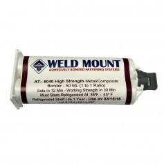 Weld Mount No Slide Metal-Composite Bonder