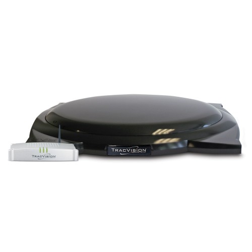 KVH TracVision A9 w-IP-Enabled TV-Hub - Direct Roof Mount Version
